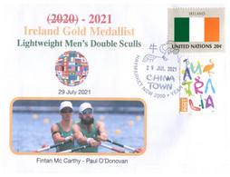 (V V 26 A) 2020 Tokyo Summer Olympic Games - Ireland Gold Medal - 29-7-2021 - Men Rowing - Zomer 2020: Tokio