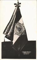 T2 Ifj. Dörge Frigyesné Zászlóanya Istennel A Hazáért. Hittel, Kitartással Nagymagyarországért Zászló; Megszentelve 1937 - Ohne Zuordnung
