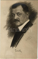 * T2 Lehár Ferenc, Zeneszerző, Operettkomponista, Karmester / Franz Lehár, Austro-Hungarian Composer. B.K.W.I. - Ohne Zuordnung