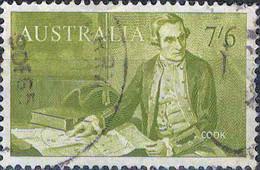 3612 Mi.Nr. 333 Australien (1964) Captain Cook Gestempelt - Used Stamps