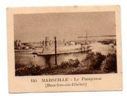 Publicité Pour Les JAMBONS, SAUCISSONS, ... Julien Damoy : Photo De MARSEILLE, Panorama. - Chocolat