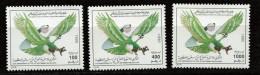 Libye ** N° 1799M à 1799P - 21e Ann. De La Révolution Du 1er Septembre. (aigle) - Libye