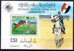 Libye; 1977, CSI Tripoli , YT BF 25, Neuf **, Lot 46921 - Libye