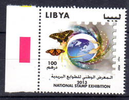 Libye; 2013; Exposition National Des Timbres; SW-N° 3074; Neuf **, Lot 50762 - Libye