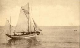 56 - Belle île (Isle) En Mer - Le Palais - Un Thonier Partant Pour La Pêche - Belle Ile En Mer