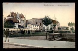 57 - THIONVILLE - DIEDENHOFEN - MOSELPROMENADE - CARTE COLORISEE - Thionville