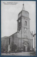 HARSAULT - L' Eglise Et Le Monument - Sonstige Gemeinden