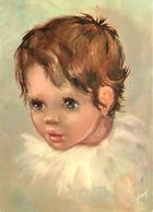 Enfants - Illustration - Dessin De Evelyne Wavrant - Les Bambins- CPM - Voir Scans Recto-Verso - Kindertekeningen
