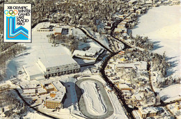 USA Postcard 1980 Lake Placid Olympic Games - Mint (G135-31) - Inverno1980: Lake Placid