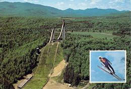 USA Postcard 1980 Lake Placid Olympic Games - Mint (G135-31) - Winter 1980: Lake Placid