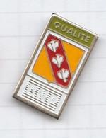 PINS REGION LORRAINE 6 B.N.P. Qualité - Administrations