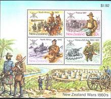 NEW ZELAND    SCOTT 814  MNH   YEAR  1984 - Unused Stamps