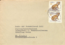 NB - [402722]TB//-Allemagne 1978 -  Animaux - Covers & Documents