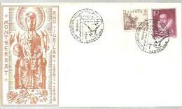 MATASELLOS 1956  BARCELONA - 1951-60 Cartas