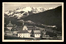 SUISSE - LA VALSAINTE - VUE GENERALE - FR Fribourg