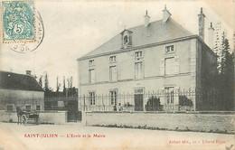 21* ST JULIEN  Ecole – Mairie      RL02,0039 - Dijon