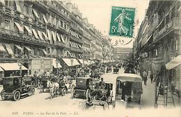 75* PARIS 2e –  Rue De La Paix    RL04.0308 - District 02