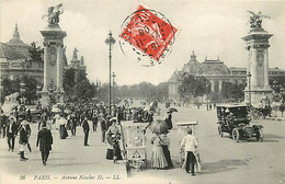 75* PARIS  8e –  Av Nicolad II   RL04.1038 - District 08