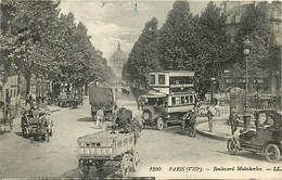 75* PARIS  8e –   Bd Malesherbes   RL04.1195 - District 08