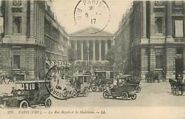 75* PARIS  8e –  Rue Royale – La Madeleine      RL04.1204 - District 08