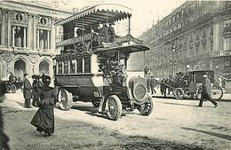 75* PARIS  9e –  Station Autobus Place De L Opera    RL04.1364 - District 09