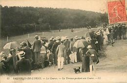 61* BAGNOLES DE L ORNE  Courses – La Terrasse       RL05.0926 - Bagnoles De L'Orne