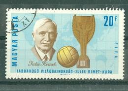 HONGRIE - 1832 Oblitéré - Coupe Du Monde De Football, à Londres. - 1966 – Angleterre