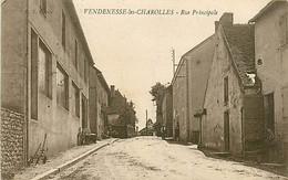 71* VENDENESSE LES CHAROLLES   Rue Principale          RL06.0814 - Zonder Classificatie