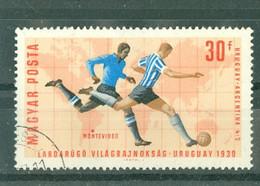 HONGRIE - 1833 Oblitéré - Coupe Du Monde De Football, à Londres. - 1966 – Angleterre