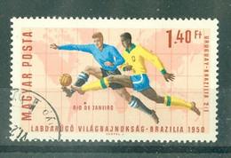 HONGRIE - 1836 Oblitéré - Coupe Du Monde De Football, à Londres. - 1966 – Angleterre