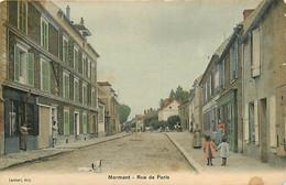 77* MORMANT Rue De Paris       RL07.1058 - Mormant