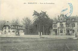 77* MARLOTTE  Route De Fontainebleau      RL07.1064 - Zonder Classificatie