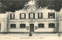 77* GUIGNES RABUTIN  La Mairie   RL07.1168 - Unclassified