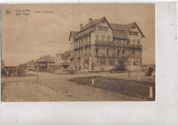 COQ SUR MER HOTEL DE BRUGES - De Haan