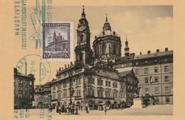 Carte Maximum - Prague - La Place De La Petite Côte - Sonstige