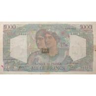 1000 Francs Minerve Et Hercule 29/06/50 (1000F055) - 1 000 F 1945-1950 ''Minerve Et Hercule''