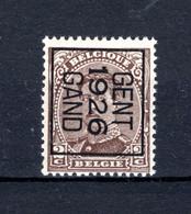 PRE130B-II MNH** 1926 - GENT 1926 GAND - Tipo 1922-26 (Alberto I)