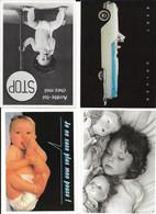 LOT 150 CARTES SUR LES ENFANTS - 100 - 499 Karten
