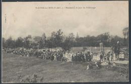 CPA 62 - Saint-Josse-sur-Mer, Procession Le Jour Du Pélerinage - Andere Gemeenten