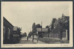 CPA 62 - Richebourg, Rue De L'Etude - Une Automobile - Andere Gemeenten
