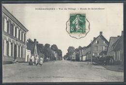 CPA 62 - Nordausques, Vue Du Village - Route De Saint-Omer - Andere Gemeenten