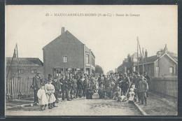 CPA 62 - Mazingarbe-les-Brebis, Route De Grenay - Andere Gemeenten