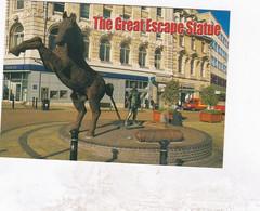 Unused Postcard, Lancashire, Liverpool Great Escape Staue, Church St, , John Hinde. - Otros