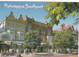 Unused Postcard, Lancashire, Picturesque Southport, John Hinde - Otros