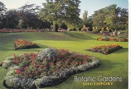 Unused Postcard, Lancashire,  Southport, John Hinde, Botanic Gardens - Otros