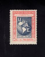 1321011202 1944 SCOTT B2 POSTFRIS  MINT NEVER HINGED EINWANDFREI  (XX) -  GLOBE - UPAE - Unused Stamps