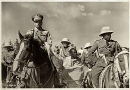 CPA - WW2 WWII - Colonie A.O.I. - Generale Pirzio Biroli E Ras Gugsà Presso Macallè - NV - WN086 - Oorlog 1939-45