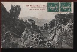 12 - MONTPELLIER-le-VIEUX - La Tribune Aux Harengues - Altri Comuni