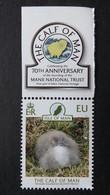 Isle Of Man ++ Europa/CEPT 2021, Bedrohte Tiere - Isola Di Man