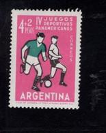 1321019314 1963 SCOTT B42 POSTFRIS  MINT NEVER HINGED EINWANDFREI  (XX) -  SOCCER - Unused Stamps